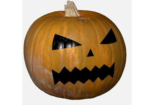 Halloween 3D Scanning