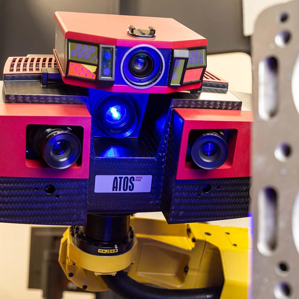 3D Scanning Services, 3D Measurement, Optical Metrology, Surrey