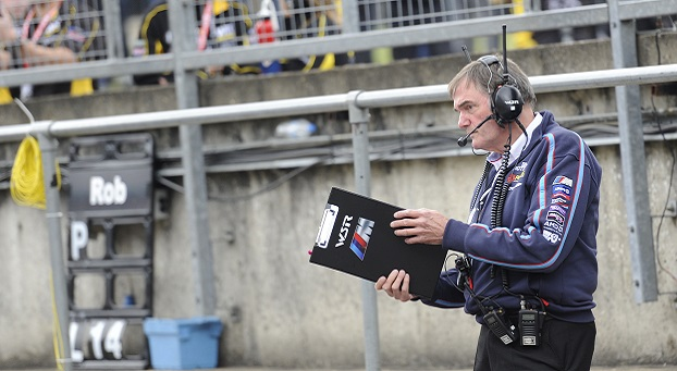 Dick Bennetts WSR Team Principal Image credit: WSR