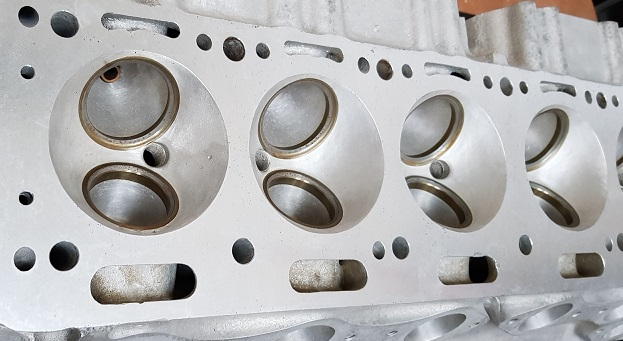 Aston Martin DB5 Cylinder Head scanned by Physical Digital