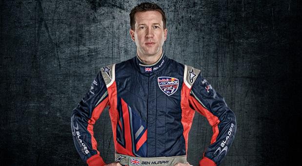 Ben Murphy The Blades Racing Team