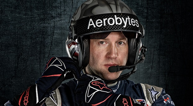The Blades Racing Team Pilot Ben Murphy