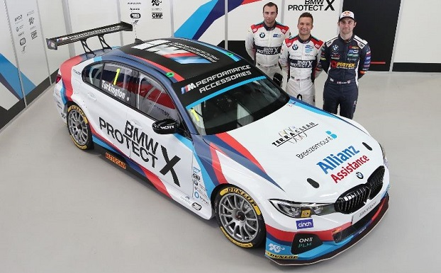 WSR & Team BMW 3 Series Livery