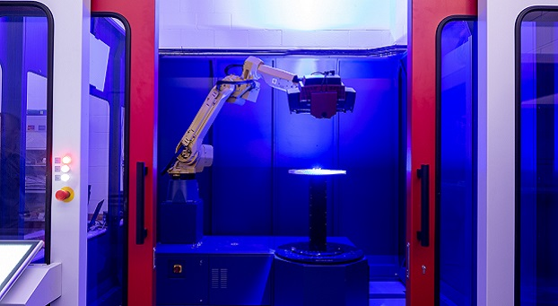 3D scanning using GOM ATOS ScanBox