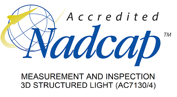 Nadcap Accreditation Measurement and Inspection 3DSL