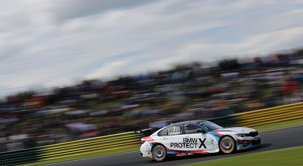 Colin Turkington, Team BMW BMW 330i M Sport, BTCC, Croft, UK
