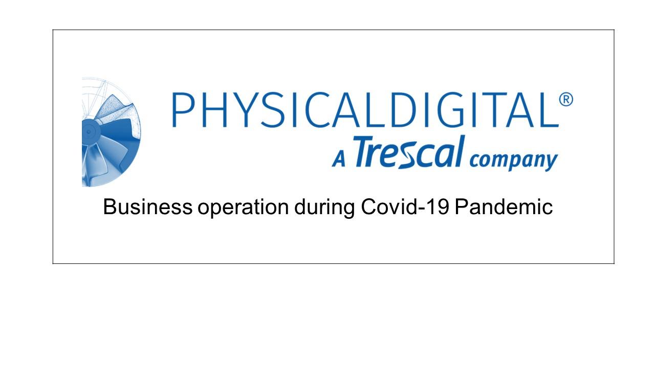 Physical Digital® – Covid-19