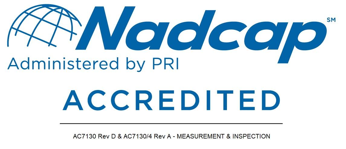 Nadcap Accreditation Logo